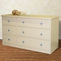 Berg Furniture Sierra Double Dresser