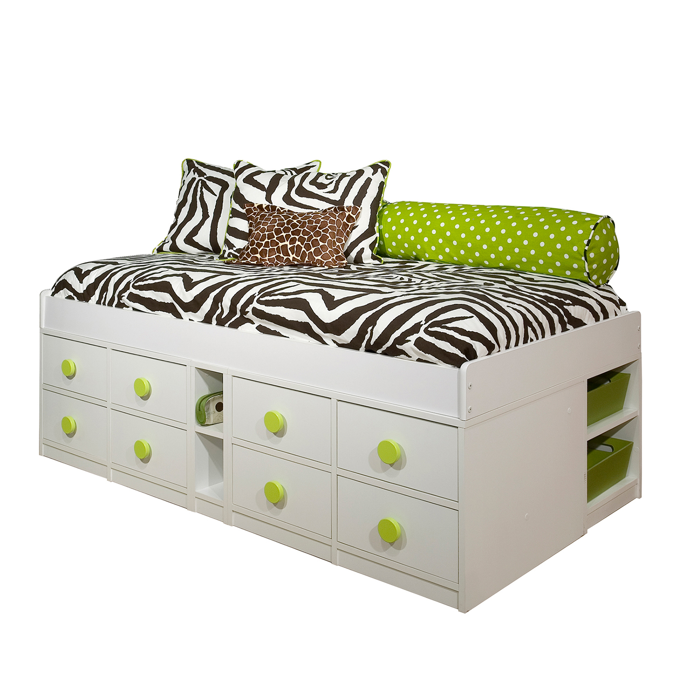 . Berg Furniture Sierra Captain s Bed Simply Baby Furniture