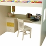 Berg Furniture Utica Lofts 3 Drawer Study Station