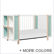 Bingo Convertible Crib Collection by Babyletto