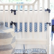 Blue Baby Crib Bedding Collections