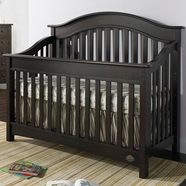 Bonavita Easton Convertible Crib in Espresso