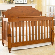 Bonavita Historic Convertible Crib Country Wheat Distressed