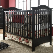 Bonavita Hudson Classic Crib in Licorice