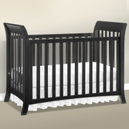 Bonavita Metro Classic Crib in Licorice