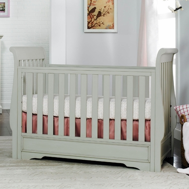 Naturepedic 2 In 1 Ultra Quilted Crib Mattress Bed