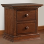 Bonavita Sheffield Nightstand in Dark Walnut