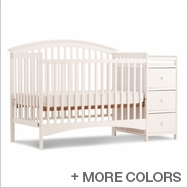 Bradford Convertible Crib Collection by Storkcraft