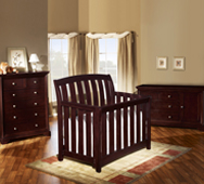 Brookline Convertible Crib Collection by Westwood Design