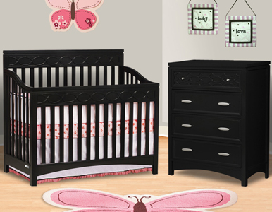 Callisto Crib Collection