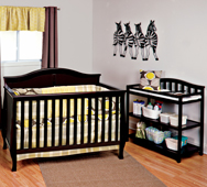 Camden Convertible Crib Collection by Child Craft