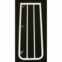 "Cardinal Gates 10 1/2"" Extension - White"