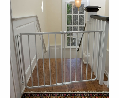Cardinal Gates Stairway Special - White