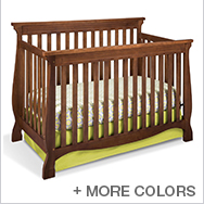 Carrara Convertible Crib Collection by Storkcraft