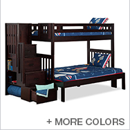 Cascade Kids Beds Collection by Atlantic Furniture