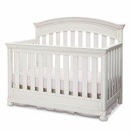 Castille Crib Collection by Simmons Kids