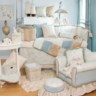 Central Park Crib Bedding Collection by Glenna Jean