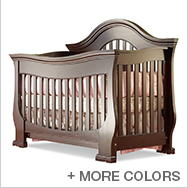 Century Convertible Crib Collection by Lusso
