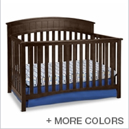 Charleston Crib Collection by Graco Cribs