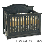Chatham Convertible Crib Collection by Munire