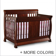 Chelsea Crib Collection by NurserySmart