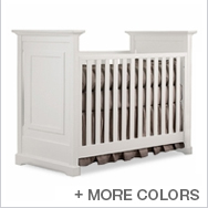 Chesapeake Crib Collection by Munire