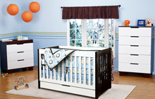 Chic Nursery Sets For Modern Baby Rooms