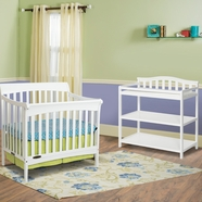 Child Craft Ashton Convertible Crib