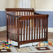 Child Craft Ashton Crib in Cherry