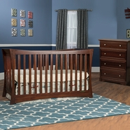 Child Craft Parisian Stationary Crib in Cherry