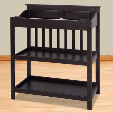Child Craft Shoal Creek Changing Table In Jamocha Free
