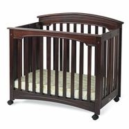 Child Craft Stanford Crib in Cherry
