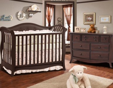 Chloe Convertible Crib Collection