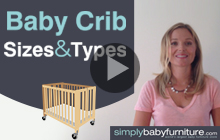 Choosing the Best Baby Crib - Baby Crib Types, Shapes, and Sizes (Part 2 of 4)