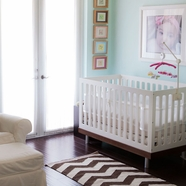 Classic Walnut Crib by Oeuf