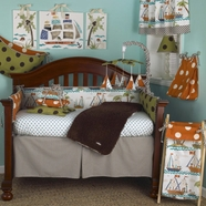 Cottontale Designs Aye Matie 7 Piece Crib Bedding Set