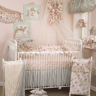 Tea Party Crib Bedding Collection by Cottontale Designs