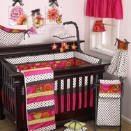 Tula Crib Bedding Collection by Cottontale Designs