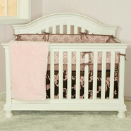 Cottontale Designs Cupcake 4 Piece Crib Bedding Set