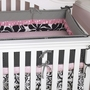 Cottontale Designs Girly Crib Bumper