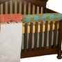 Cottontale Designs Gypsy Front Crib Rail Cover Up Set