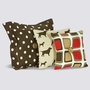 Cottontale Designs Houndstooth Pillow Pack