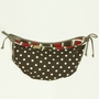 Cottontale Designs Houndstooth Toy Bag