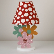 Cottontale Designs Lizzie Decorator Lamp and Shade