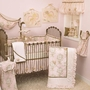 Cottontale Designs Lollipops and Roses 4 Piece Baby Crib Bedding Set