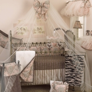 Nightingale Crib Bedding Collection by Cottontale Designs