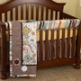 Cottontale Designs Penny Lane Front Crib Rail Cover Up Set