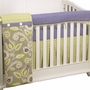 Cottontale Designs Periwinkle Crib Side Cover Ups