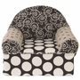 Cottontale Designs Raspberry Dot Baby's First Chair