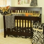 Cottontale Designs Sumba 7 Piece Crib Bedding Set